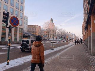 冬の写真・画像素材[554805]