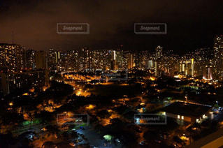 夜景の写真・画像素材[510216]