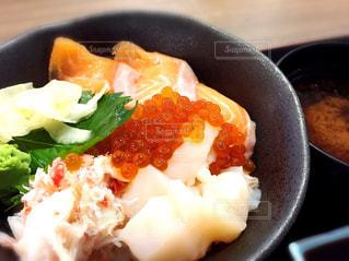 海鮮丼の写真・画像素材[848435]