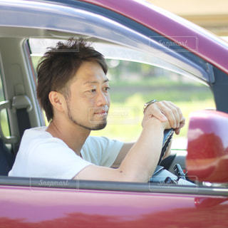 車に坐っていた男 - No.853940
