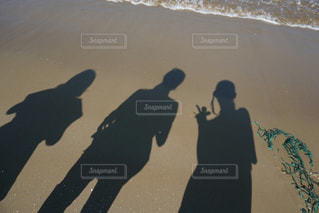 3人の写真・画像素材[497418]
