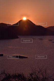 日の出の写真・画像素材[496306]