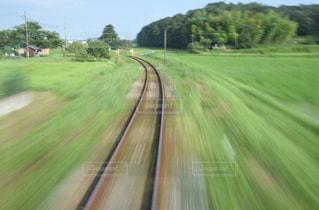 線路の写真・画像素材[496486]