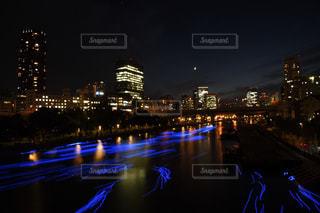 天の川の写真・画像素材[496561]