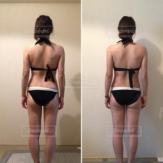女性・ダイエットの写真・画像素材[2650596]