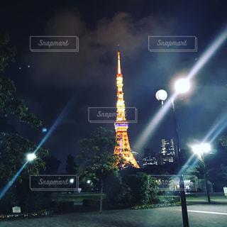東京タワーの写真・画像素材[572550]