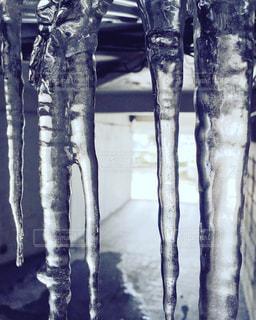 氷柱の写真・画像素材[982335]