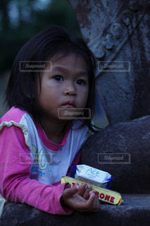 女の子の写真・画像素材[498185]