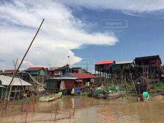 カンボジアの写真・画像素材[498626]