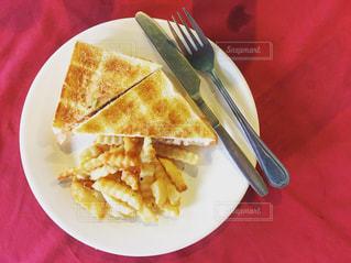 朝食の写真・画像素材[698427]