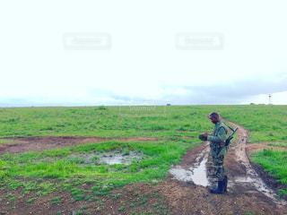 アフリカ、ケニア、ナイロビ - No.889824