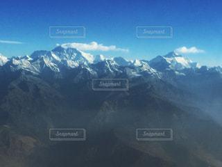 ネパール、カトマンズ、エベレストの写真・画像素材[1014083]