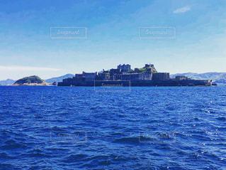 長崎県、軍艦島の写真・画像素材[1220310]