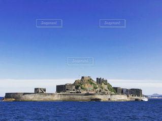 長崎県、軍艦島の写真・画像素材[1220313]