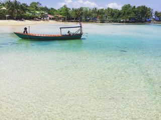 カンボジア、ロンサレム島の写真・画像素材[1220906]
