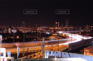 夜景の写真・画像素材[552547]