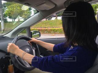 車内の写真・画像素材[504278]