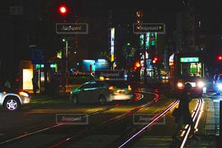 夜景の写真・画像素材[501277]