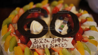 ケーキの写真・画像素材[1099076]