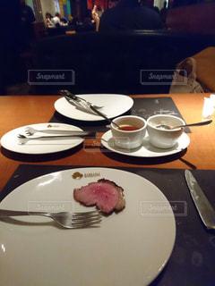 肉の写真・画像素材[504242]