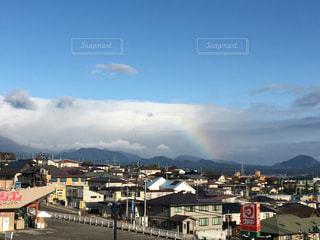 虹の写真・画像素材[502678]
