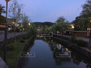 倉敷市美観地区の写真・画像素材[502237]
