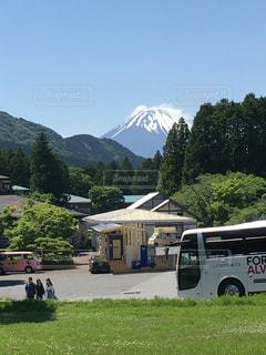 富士山の写真・画像素材[549835]