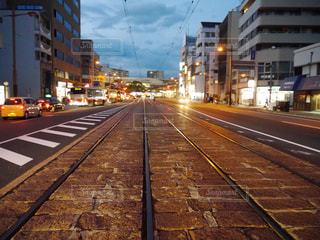 線路の写真・画像素材[687440]