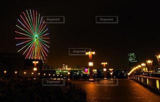 夜景の写真・画像素材[504015]