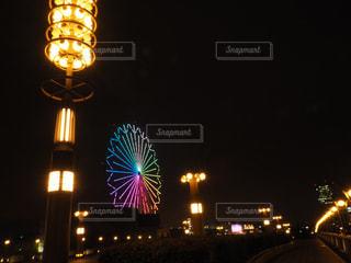 夜景の写真・画像素材[504016]