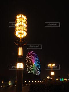 夜景の写真・画像素材[504034]