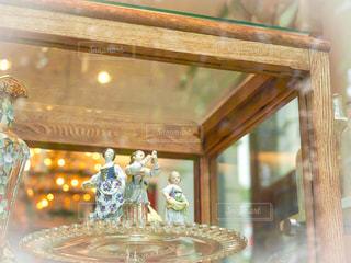 アンティークな陶器の写真・画像素材[1453794]