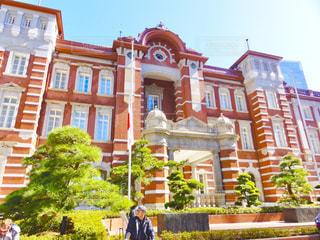 東京駅の写真・画像素材[1005824]