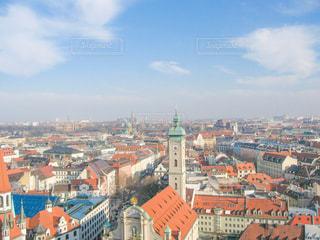 ドイツの街並の写真・画像素材[1125457]