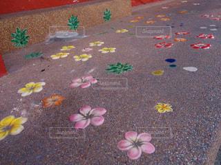 色とりどりの花のグループ - No.880629