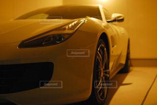 フェラーリの曲線美の写真・画像素材[2236660]