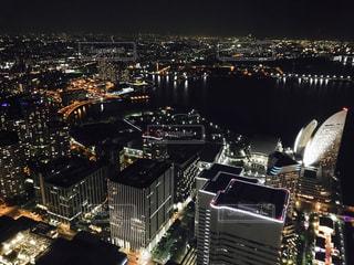 夜の街の写真・画像素材[1211987]
