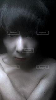 素肌の写真・画像素材[3029745]