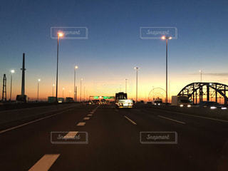 道路の写真・画像素材[506790]
