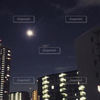 夜空の写真・画像素材[572475]