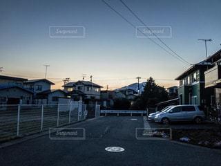 夕日の写真・画像素材[507180]