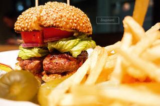 ハンバーガー - No.507406