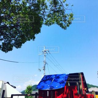 #いまそら #空が好き #空#空が好きな人と繋がりたい #晴天 #天気 #あつい#雲の写真・画像素材[552850]