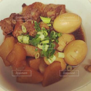 #おうちごはん#夕食#豚肉#豚バラブロック#豚の角煮#とろける#人気メニュー#我が家のの写真・画像素材[560912]