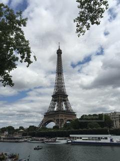 エッフェル塔の写真・画像素材[779714]