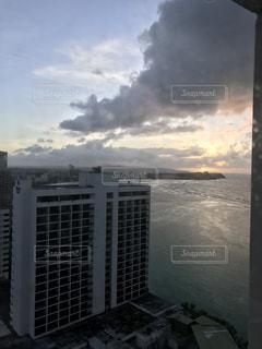 夕日の写真・画像素材[2189909]