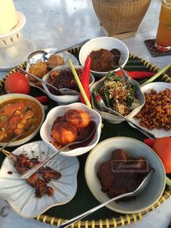 バリ島にてディナーの写真・画像素材[2311530]