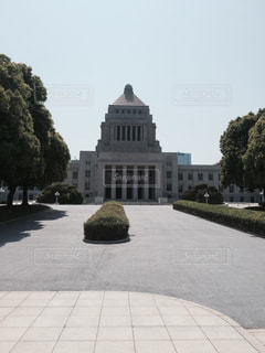国会議事堂の写真・画像素材[510455]