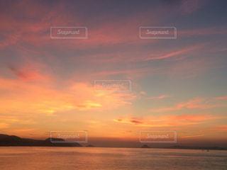 夕日の写真・画像素材[511954]