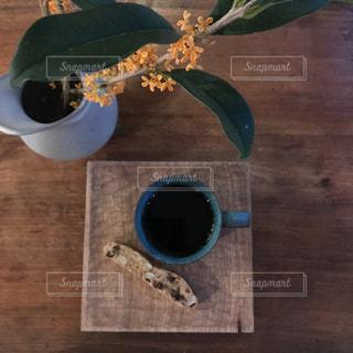 木製カッティング ボードの写真・画像素材[848937]